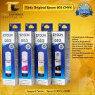 Tinta Epson 003 Original Black Cyan Magenta Yellow Refill Ink Printer L1110 L3110 L3150 L 3110 3150