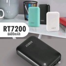 Power Bank Robot 6600 Mah RT7200